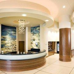 Отель SpringHill Suites Las Vegas Convention Center интерьер отеля