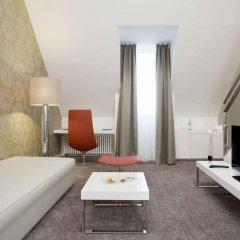 Отель INNSIDE by Meliá Dresden Германия, Дрезден - 2 отзыва об отеле, цены и фото номеров - забронировать отель INNSIDE by Meliá Dresden онлайн комната для гостей фото 3