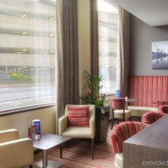 Отель Holiday Inn Express Glasgow Theatreland интерьер отеля фото 3