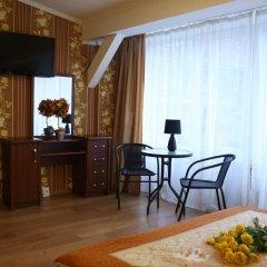 Отель Плазма Львов удобства в номере фото 2