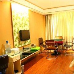 Отель Junyi Hotel Китай, Сиань - отзывы, цены и фото номеров - забронировать отель Junyi Hotel онлайн спа