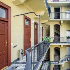 Отель 4 Arts Suites Чехия, Прага - отзывы, цены и фото номеров - забронировать отель 4 Arts Suites онлайн балкон