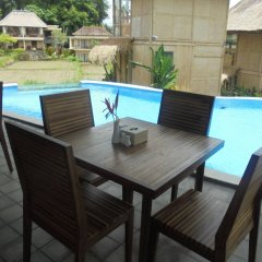 Отель Biyukukung Suite & Spa бассейн фото 3