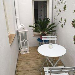 Hotel Romantic Los 5 Sentidos балкон