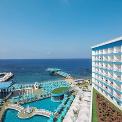 Granada Luxury Beach Турция, Авсаллар - отзывы, цены и фото номеров - забронировать отель Granada Luxury Beach - All Inclusive онлайн балкон