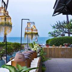 Chiva-Som International Health Resort Hotel пляж