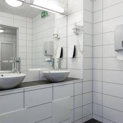 Отель Scandic Kirkenes Норвегия, Киркенес - отзывы, цены и фото номеров - забронировать отель Scandic Kirkenes онлайн ванная