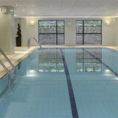 Отель Radisson Blu Manchester Airport Манчестер бассейн