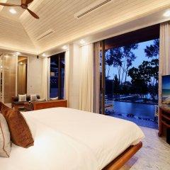 Отель Baba Beach Club Natai Luxury Pool Villa Hotel by Sri panwa Таиланд, Такуа-Тунг - 1 отзыв об отеле, цены и фото номеров - забронировать отель Baba Beach Club Natai Luxury Pool Villa Hotel by Sri panwa онлайн комната для гостей фото 3