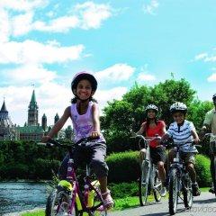 Отель Best Western Plus Gatineau-Ottawa Канада, Гатино - отзывы, цены и фото номеров - забронировать отель Best Western Plus Gatineau-Ottawa онлайн спортивное сооружение