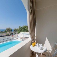 Anemos Beach Lounge Hotel балкон