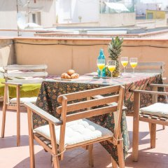 Отель Citytrip Palau de la Musica Барселона балкон
