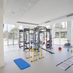 Отель Hilton Park Nicosia фитнесс-зал фото 2