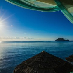 Porto Koukla Beach Hotel пляж