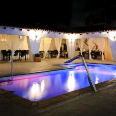 Отель Salomé Испания, Калафель - отзывы, цены и фото номеров - забронировать отель Salomé онлайн бассейн фото 2