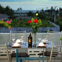 Отель Hoi An Sea Sunset Homestay питание