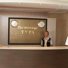 Отель Тура Тюмень интерьер отеля фото 3