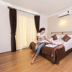 Отель Kadriye Sarp Otel комната для гостей фото 3