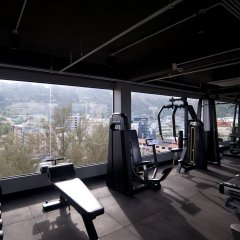 The Gig Hotel фитнесс-зал фото 2