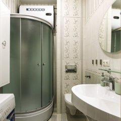 Апартаменты на Красного Курсанта 10 ванная