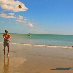 Отель Aquarius on the Beach Фиджи, Вити-Леву - отзывы, цены и фото номеров - забронировать отель Aquarius on the Beach онлайн фитнесс-зал фото 2