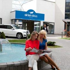 Отель AIRINN Вильнюс детские мероприятия фото 2