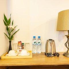 Отель Maneeya Park Residence Бангкок удобства в номере фото 2