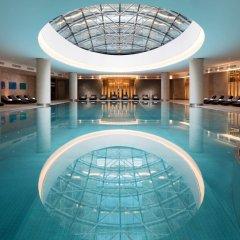Гостиница Хаятт Ридженси Москва Петровский Парк бассейн