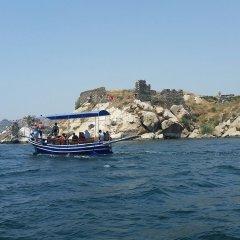 Selenes Pansiyon Турция, Алтинкум - отзывы, цены и фото номеров - забронировать отель Selenes Pansiyon онлайн пляж фото 2