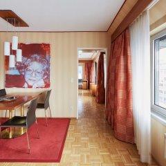 Отель Derag Livinghotel An Der Oper Вена питание фото 2
