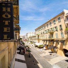Отель Paradis Франция, Ницца - отзывы, цены и фото номеров - забронировать отель Paradis онлайн балкон