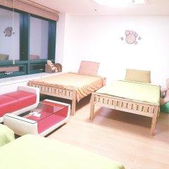 Отель Ewha Guest House Hongdae детские мероприятия фото 2