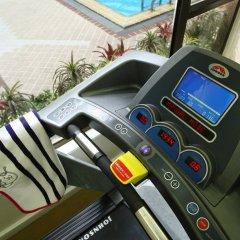 City Garden Hotel фитнесс-зал фото 3