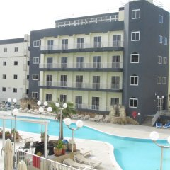 Topaz Hotel бассейн фото 2