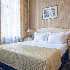 Гостиница Астон 4* Стандартный номер с двуспальной кроватью фото 6