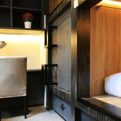 Lulu Hotel Сингапур удобства в номере