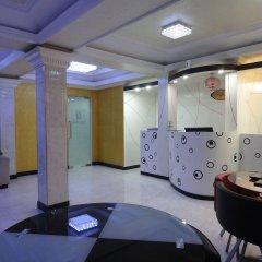 VJ City Hotel фитнесс-зал