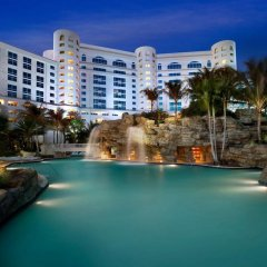 Seminole Hard Rock Hotel and Casino спортивное сооружение
