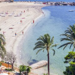 Sirenis Hotel Goleta - Tres Carabelas & Spa пляж