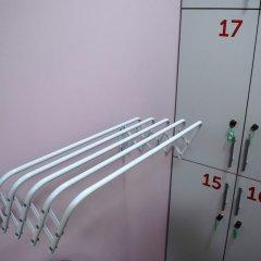 Самый центр хостел сейф в номере
