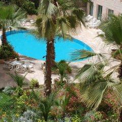 Отель Petra Palace Hotel Иордания, Вади-Муса - отзывы, цены и фото номеров - забронировать отель Petra Palace Hotel онлайн бассейн