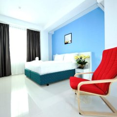Отель The Frutta Boutique Patong Beach комната для гостей фото 16