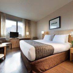 Отель Eurostars Lucentum 4* Стандартный номер с различными типами кроватей
