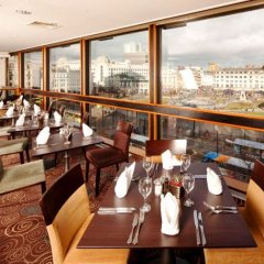 Mercure Manchester Piccadilly Hotel питание