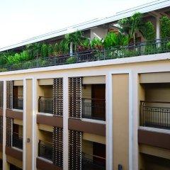 Отель Baywalk Residence Pattaya By Thaiwat балкон