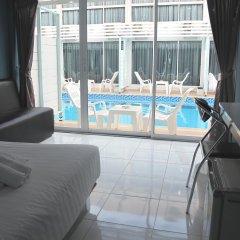 Отель Pool Villa Donmueang Бангкок комната для гостей фото 2