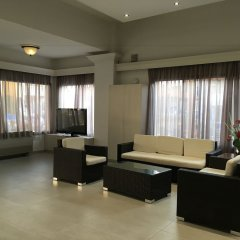 Kefalos - Damon Hotel Apartments Пафос интерьер отеля фото 3
