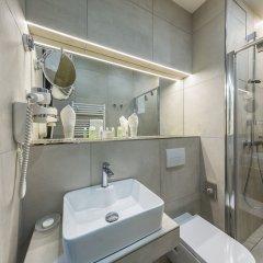 Отель President Венгрия, Будапешт - 10 отзывов об отеле, цены и фото номеров - забронировать отель President онлайн ванная