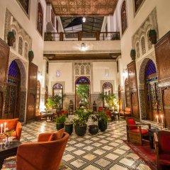 Отель Dar Al Andalous Марокко, Фес - отзывы, цены и фото номеров - забронировать отель Dar Al Andalous онлайн интерьер отеля