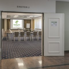 Отель Holiday Inn Munich-Unterhaching Германия, Унтерхахинг - 7 отзывов об отеле, цены и фото номеров - забронировать отель Holiday Inn Munich-Unterhaching онлайн в номере фото 2